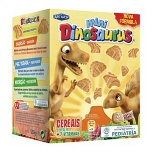 Artiach - Mini Dinosauros Cereais 120g