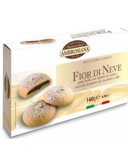 Ambrosiana Flor de Neve140g - cx10
