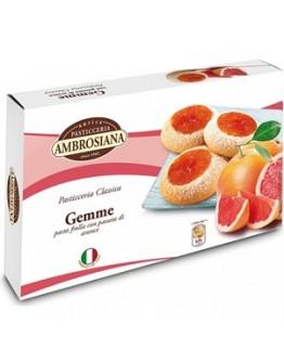 Ambrosiana Gemme Laranja 150g - cx10