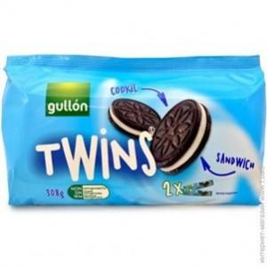 Bolacha Gullon Twins Sandwich 2x154g - 308g