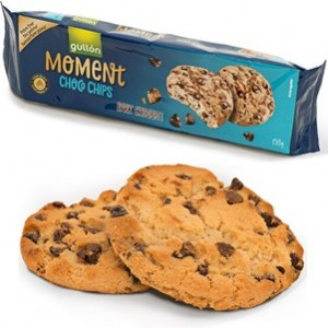 Bolacha Moment Choco Chips 150g