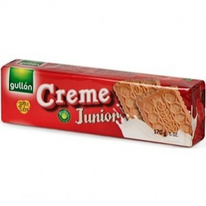 Bolacha Creme Junior 170g