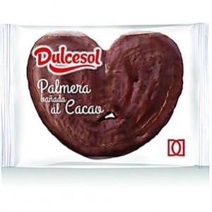 Dulcesol Granel Palmeritas Chocolate 2Kg