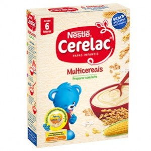 Nestle Cerelac Multicereais