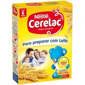 Nestle Cerelac Para Preparar com Leite 250g
