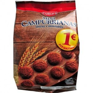 Cuetara - Mini Campurrianas 280g
