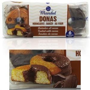 Mandul - Donas Chocolate 150g