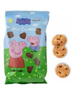 Mini Cookies Peppa Pig 120g