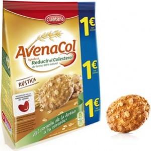 Cuetara - Avenacol Rustica 150g