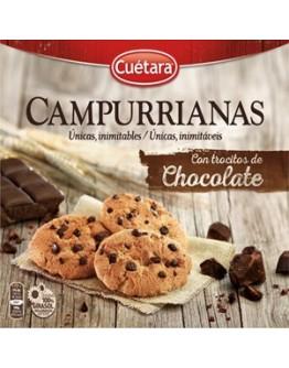 Cuetara - Mini Campurrianas Chocolate 145g