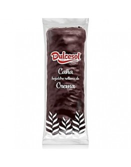 Dulcesol Canas Creme Chocolate unidade 95gr