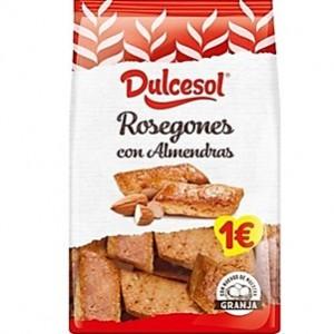 Rosegones 150gr Dulcesol