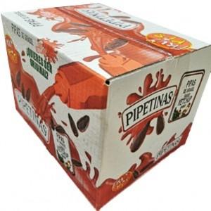 Pepetinas Pipas de Girasol Ketchup 28uni x 38g