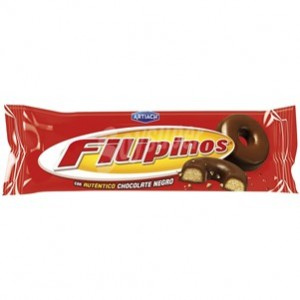 Artiach - Filipinos Chocolate Negro 135g