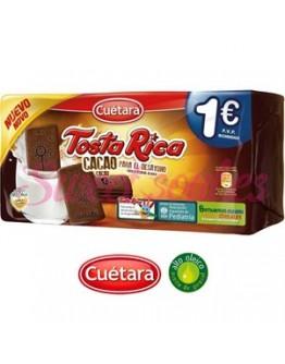 Cuetara - Bolachas Cuetara Tosta Rica Cacao 190g