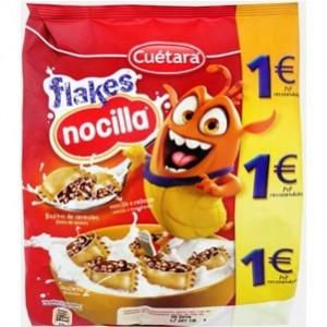 Cuetara - Flakes Nocilla 150g