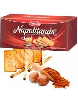 Cuetara - Napolitanas Canela 213g