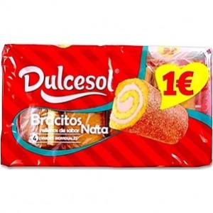 Bracitos Azúcar Dulcesol