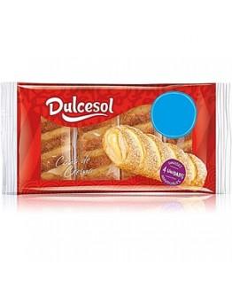 Canas com creme Dulcesol - cx11