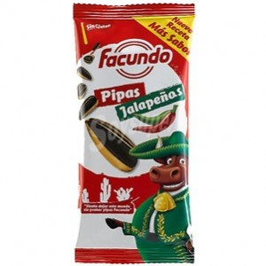 Facundo Jalapenas Pipas Picantes 12uni x 90g