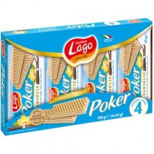 Lago - Poker Baunilha 180g