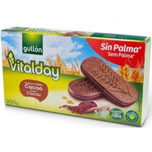 Sandwich Duplo Cacau Vitalday 200g