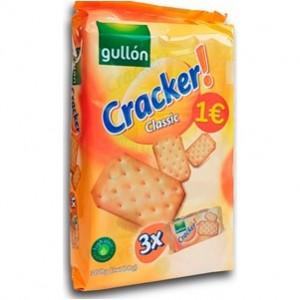 Bolacha Salgada Cracker Classic 3x100g - 300g