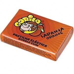 Pastilhas Gorila Laranja > Sg