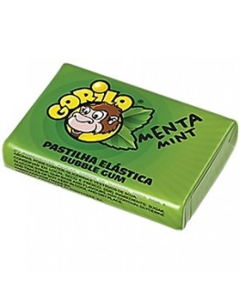Pastilhas Gorila Menta - cx12