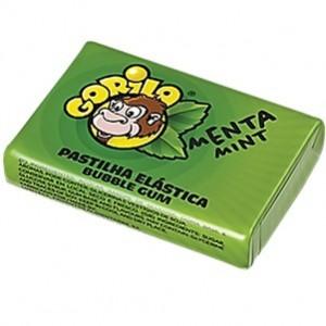 Pastilhas Gorila Menta > Sg