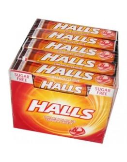 Halls Canela - Cinnamon 20uni