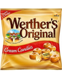 Rebuçados Werthers Original Creme kg - cx6