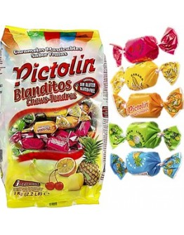 Calamelos Pictolin Blandittos Fruta Kg