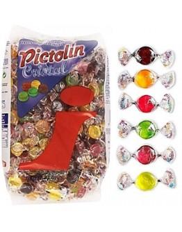 Rebuçados Fruta Picolin Cristal Kg - cx 12