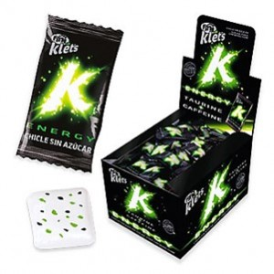 Klets Energy Taurine  Caffeine > Sg