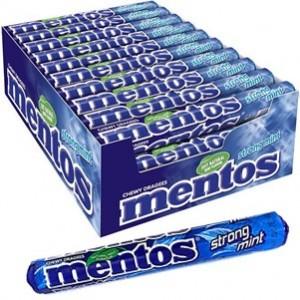 Mentos Strong Mint 20und