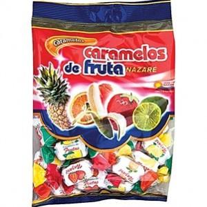 Caramelos Fruta 100gr Nazaré