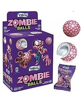 Vidal Chicla Zombie Balls 200uni - cx6
