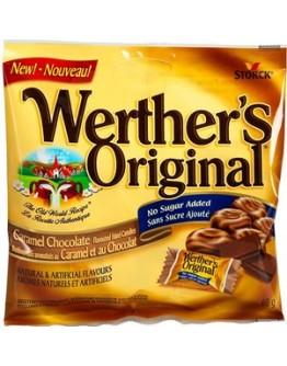 Rebuçados Werthers Chocolate Kg - cx6
