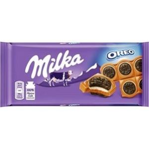 Chocolate Milka Oreo Sandwich 92gr