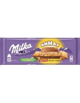 Chocolate Milka Biscuit 300gr - cx12