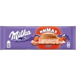 Chocolate Milka Erdbeer 300gr