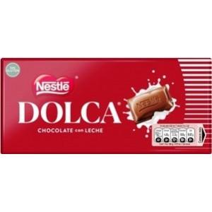 Chocolate Nestle Dolca - Chcocolate Leite 100g > Sg