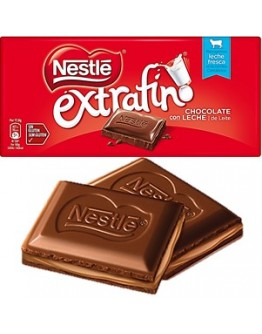 Nestle Chocolate Extrafino 270g
