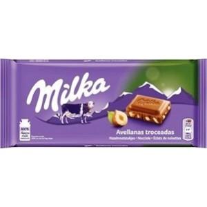 Chocolate Milka Avela 100g