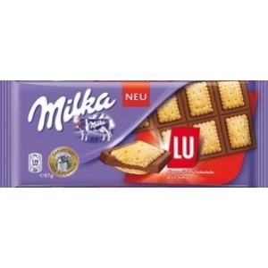 Chocolate Milka LU 87gr