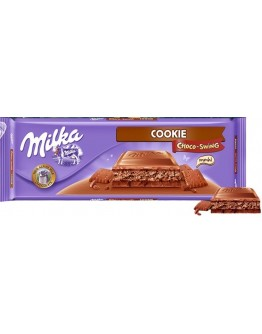 Chocolate Milka Cookie 300gr - cx 12