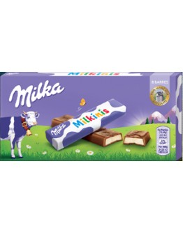 Chocolate Milka Milkinis 100g - cx20