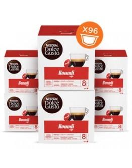 Café Capsulas Dolce Gusto Buonti 16cap - Pack 6cx