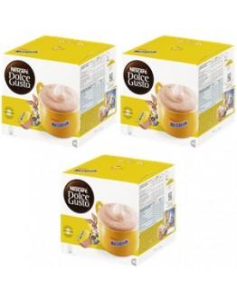 Café Capsulas Dolce Gusto Nesquik 16cap - Pack 3cx